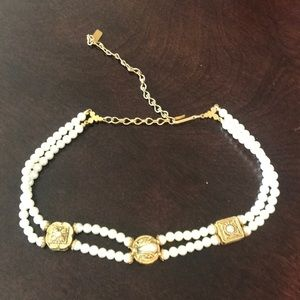 Vintage 1928 Brand Faux Pearl Necklace